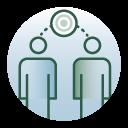 clarify roles icon